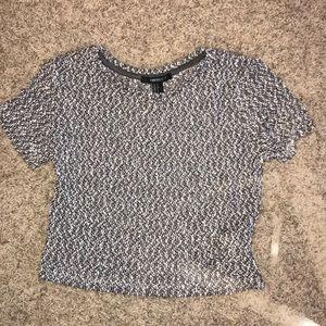 Shirt/Crop top